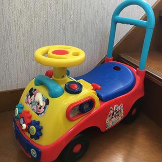 ディズニー(Disney)のミッキー 車(電車のおもちゃ/車)