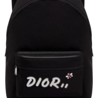 ディオール(Dior)のdior kaws 日本限定 リュック ボディバッグ 伊勢丹 バックパック(バッグパック/リュック)