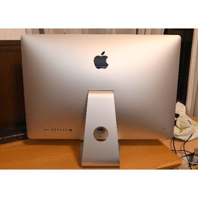 Apple(アップル)のiMac 27インチ Late2013  i7-3.5GHz 12GB 1TB スマホ/家電/カメラのPC/タブレット(デスクトップ型PC)の商品写真