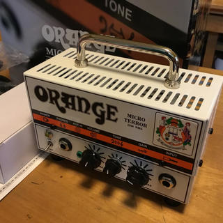 Orange Micro Terror 20w アンプヘッド(ギターアンプ)