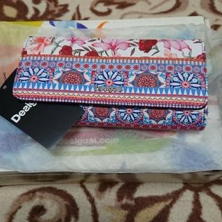 デシグアル(DESIGUAL)のデシグアルの長財布(財布)