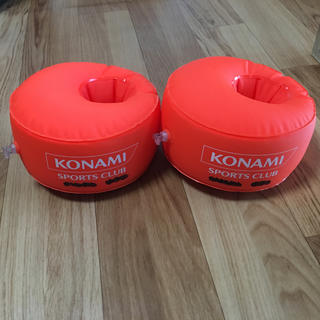 コナミ(KONAMI)のコナミ スイミング 浮き輪(マリン/スイミング)