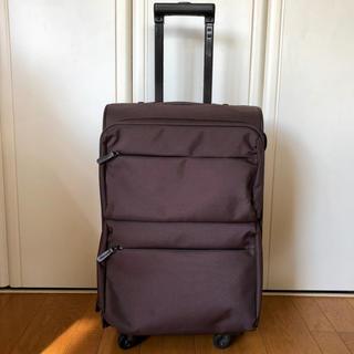 ムジルシリョウヒン(MUJI (無印良品))の無印良品 四輪キャリーバッグ 小(スーツケース/キャリーバッグ)