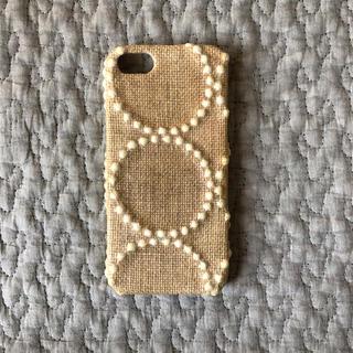 ミナペルホネン(mina perhonen)のiPhone SE ケース (iPhoneケース)