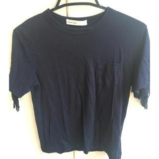 サカイラック(sacai luck)のトップス(Tシャツ(半袖/袖なし))