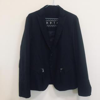 ピーピーエフエム(PPFM)のデザインジャケット(テーラードジャケット)