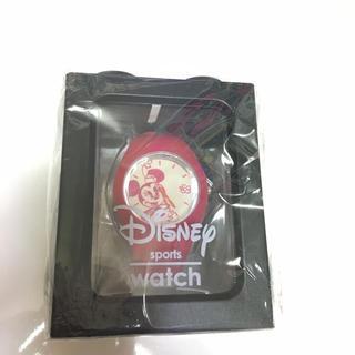 ディズニー(Disney)のDisney 腕時計 貯金箱ミニー ミニーマウス スポーツウォッチ シリコン(腕時計)