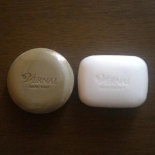 ヴァーナル(VERNAL)のヴァーナル アンクソープ センシティブザイフ 石鹸(洗顔料)