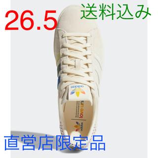 アディダス(adidas)の*最安値* アディダス キャンパス 直営店限定品(スニーカー)