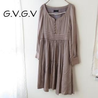 ジーヴィジーヴィ(G.V.G.V.)のg.v.g.v. ジーヴィジーヴィ ドレス ワンピース(ひざ丈ワンピース)