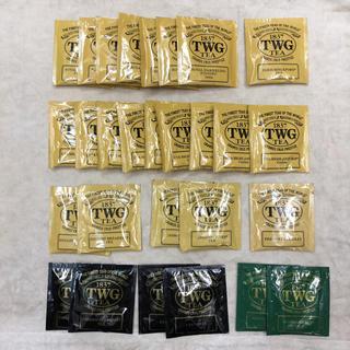 TWG 紅茶 ティーパック  28パック(茶)