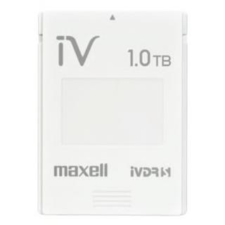 マクセル(maxell)のマクセル  iVDR-S規格対応リムーバブル・ハードディスク1.0TB簡易包装(テレビ)