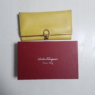 サルヴァトーレフェラガモ(Salvatore Ferragamo)のFerragamo 長財布(財布)