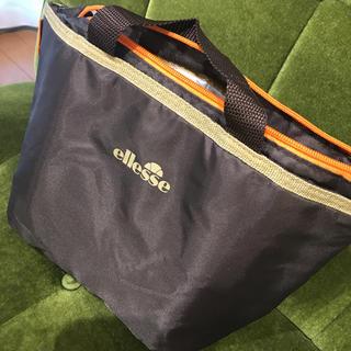 最終お値下げ!エレッセの保冷バッグ、保冷剤セット