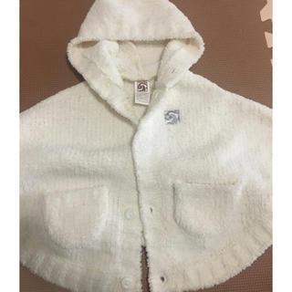 カシウエア(kashwere)のカウルさまカシウェア♡ベビーポンチョホワイト1歳から2歳(ジャケット/上着)