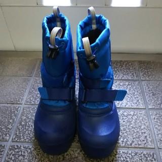 モンベル(mont bell)のyagi様専用です。mont-bell  スノーブーツ21センチ(ブーツ)
