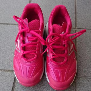 アディダス(adidas)のアディダス テニスシューズ 25(シューズ)