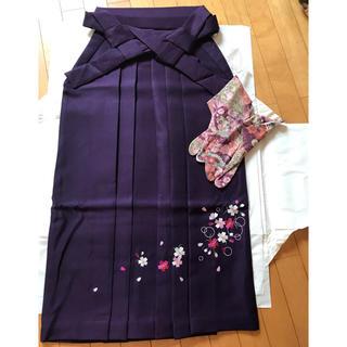 袴と足袋(和服/着物)