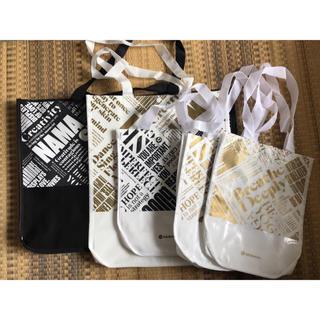 ルルレモン(lululemon)の【レア新品】ルルレモン ショップバック5枚セット lululemon(ショップ袋)