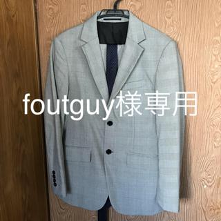 ジーユー(GU)の春物スーツ(セットアップ)