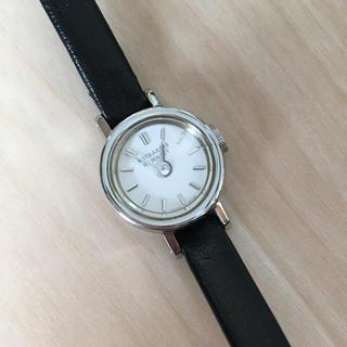 キャサリンハムネット(KATHARINE HAMNETT)の【電池交換済み】KATHARINE HAMNETT 時計(腕時計)