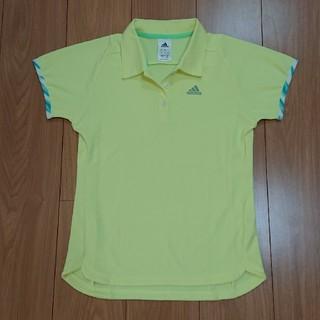 アディダス(adidas)のadidas テニスウェア ポロシャツ(ウェア)