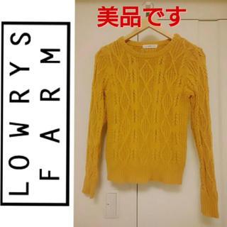 ローリーズファーム(LOWRYS FARM)のニット(ニット/セーター)