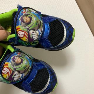 トイストーリー(トイ・ストーリー)のトイストーリー バズライトイヤー 靴16㎝(スニーカー)