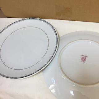 ノリタケ(Noritake)のノリタケデザートプレート2枚セット(食器)