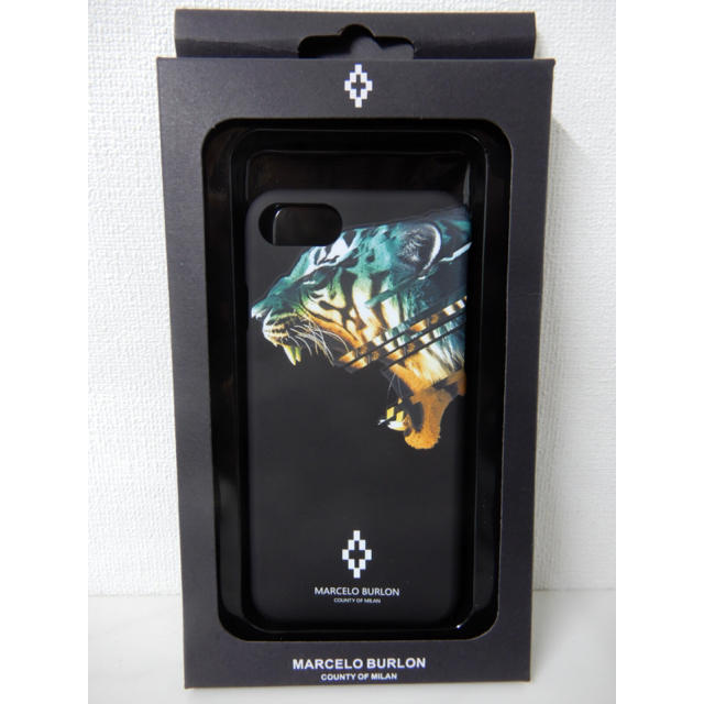 MARCELO BURLON -  マルセロバーロン  iPhoneカバー ☆ 1点のみの通販 by ララ's shop|マルセロブロンならラクマ