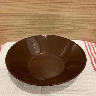 イッタラ(iittala)のイッタラ ティーマ  21cm ボウル 廃盤 ブラウン(食器)