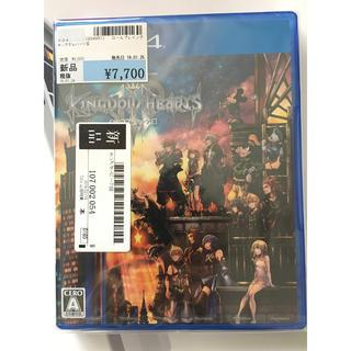 ディズニー(Disney)のキングダムハーツ3 新品(家庭用ゲームソフト)