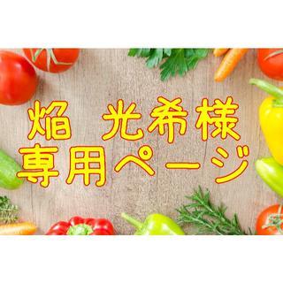 ★焔 光希様専用ページ(野菜)