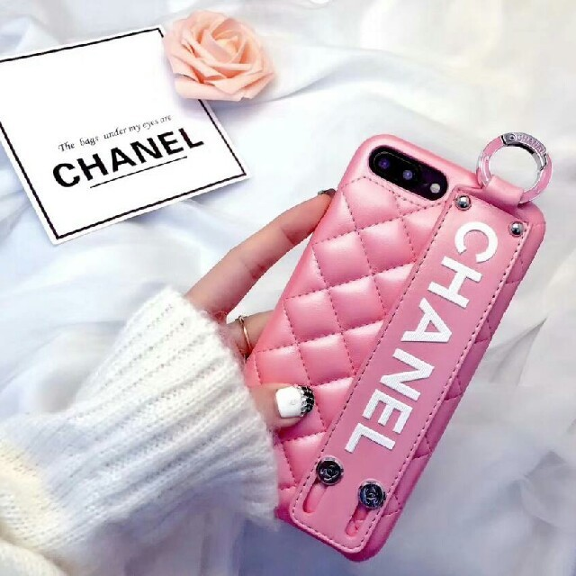 CHANEL - 人気iphone8 新品 ケース  ピンク 女性用 の通販 by ksjd_yy5's shop|シャネルならラクマ