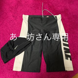 ナイキ(NIKE)の【新品】メンズフィットネスパンツ(水着)(水着)