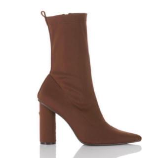 イエローブーツ(Yellow boots)のYELLO ブラウンシュガーブーツ(ブーツ)