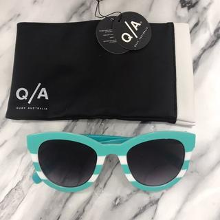 クエイアイウェアオーストラリア(Quay Eyeware Australia)の【新品未使用】QUAY EYEWAREサングラス Nophotos(サングラス/メガネ)