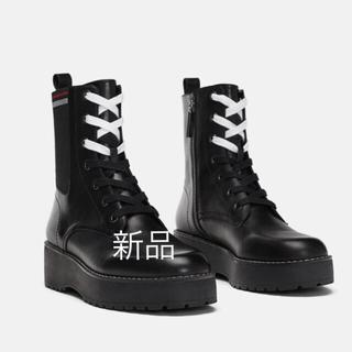 4fb72988e08e ザラ(ZARA)の新品 ZARA 13990円 ショートブーツ 完売品(ブーツ)