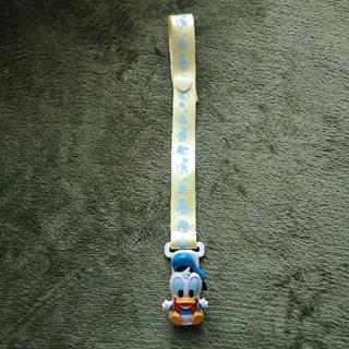 ディズニー(Disney)のおしゃぶりホルダー ドナルド(外出用品)