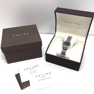 セリーヌ(celine)の490 美品 セリーヌ レディース 腕時計(腕時計)