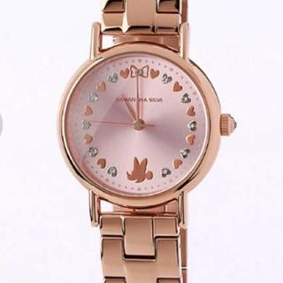 サマンサシルヴァ(Samantha Silva)のミニーちゃん 腕時計 SAMANTHA SILVA(腕時計)