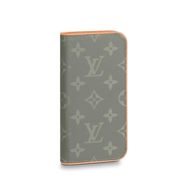 LOUIS VUITTON - 即完売品/18AW限定 ルイヴィトン モノグラムチタニウムiPhoneXケースの通販 by むー's shop|ルイヴィトンならラクマ