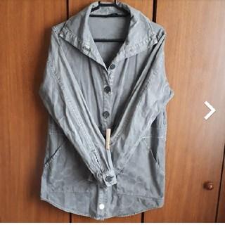 エスタコット(ESTACOT)のエスタコット シャツジャケット (ミリタリージャケット)