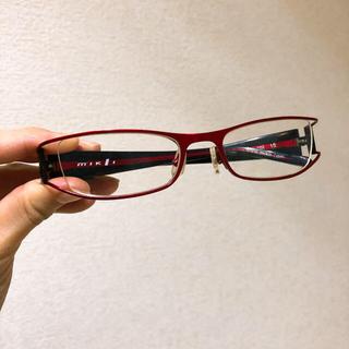 アランミクリ(alanmikli)のalain mikli 眼鏡 度入り(サングラス/メガネ)