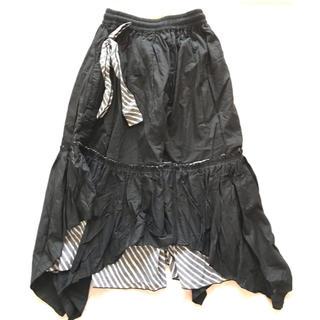 エルロデオ(EL RODEO)のエルロデオ★スカート★膝丈★エルロ★大きいサイズ(ひざ丈スカート)
