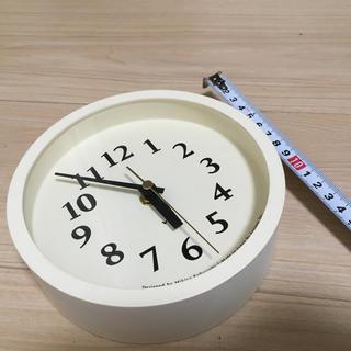 ムジルシリョウヒン(MUJI (無印良品))の商談中です。(掛時計/柱時計)