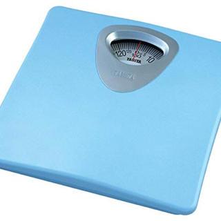 TANITA - タニタ 体重計 アナログ ブルー HA-851 BL