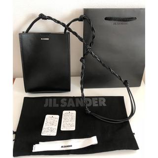 ジルサンダー(Jil Sander)のジルサンダー タングル 黒色(ショルダーバッグ)