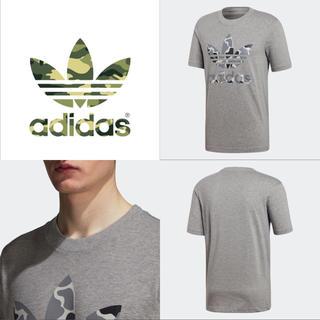 アディダス(adidas)のadidas originals tシャツ カモフラージュ 迷彩 アディダス(Tシャツ/カットソー(半袖/袖なし))