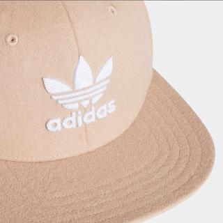 アディダス(adidas)のadidas originals キャップ アディダス ベージュ(キャップ)